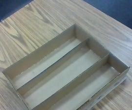 Cardboard Drawer Divider
