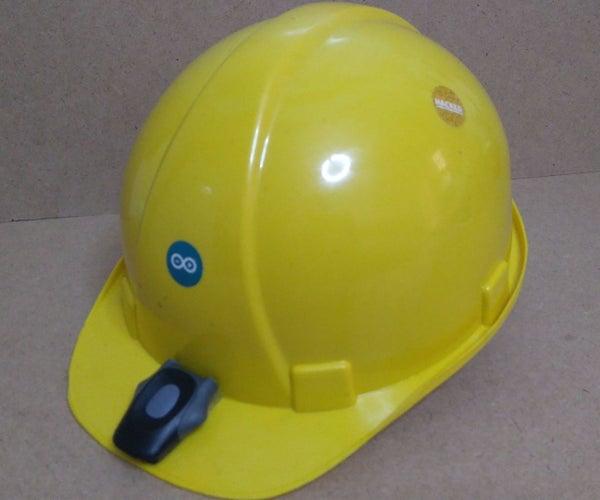 Arduino Smart Working Helmet