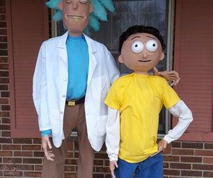 Make Rick and Morty
