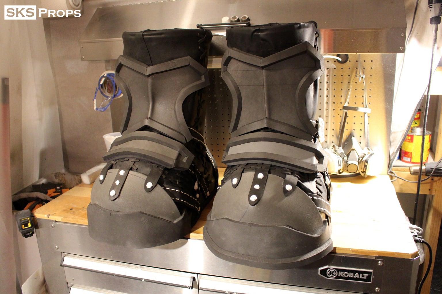 Back to Da Boots!!!