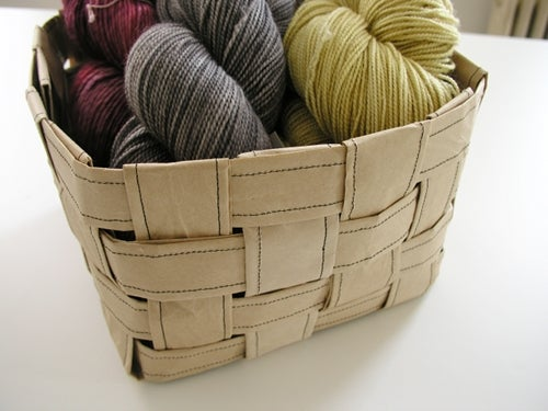 How to Make Recycled Paper Basket