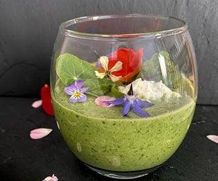 冷淡的绿汤
