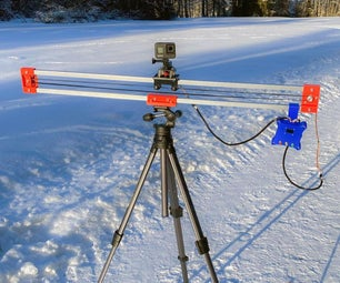 A Tripod-Mountable Motorized 2-Axis GoPro/Smartphone Slider for $20