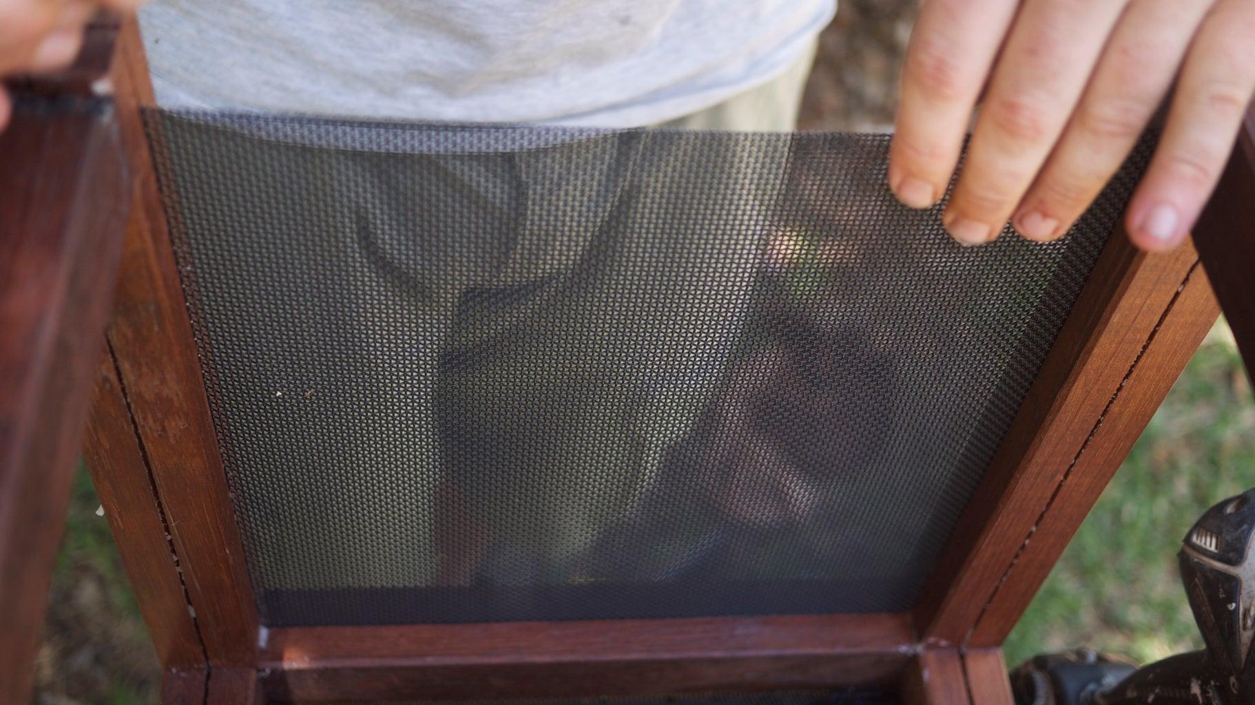 Sliding in Screens