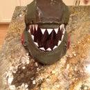 Halo ODST Sharkface Helmet