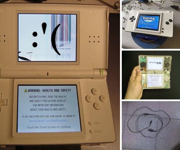 Nintendo DS Lite Instructables