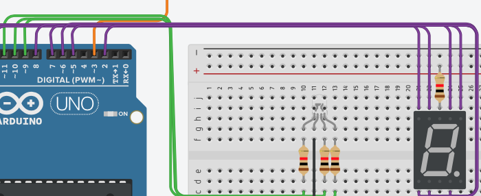 How Does the Seven Segment Display Work?