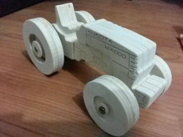 Wooden Toy for My Little Boy