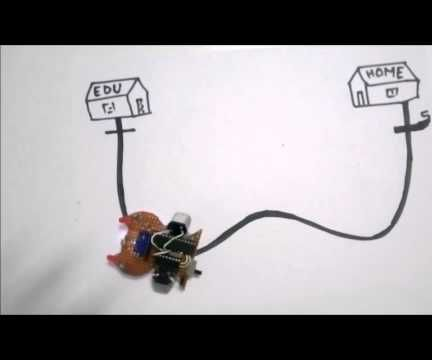 Pocketable Programmable Robot