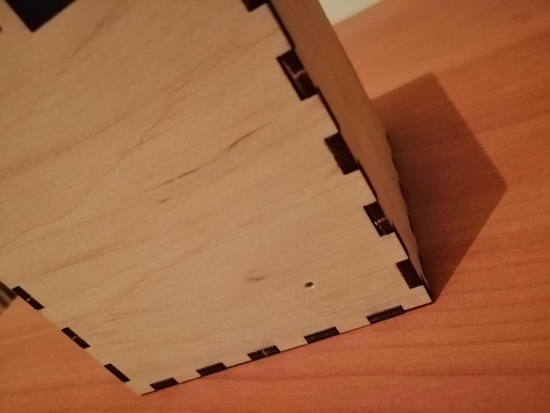 Prepare the Plywood Box