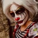Creepy Clown- Ice Cream Gal