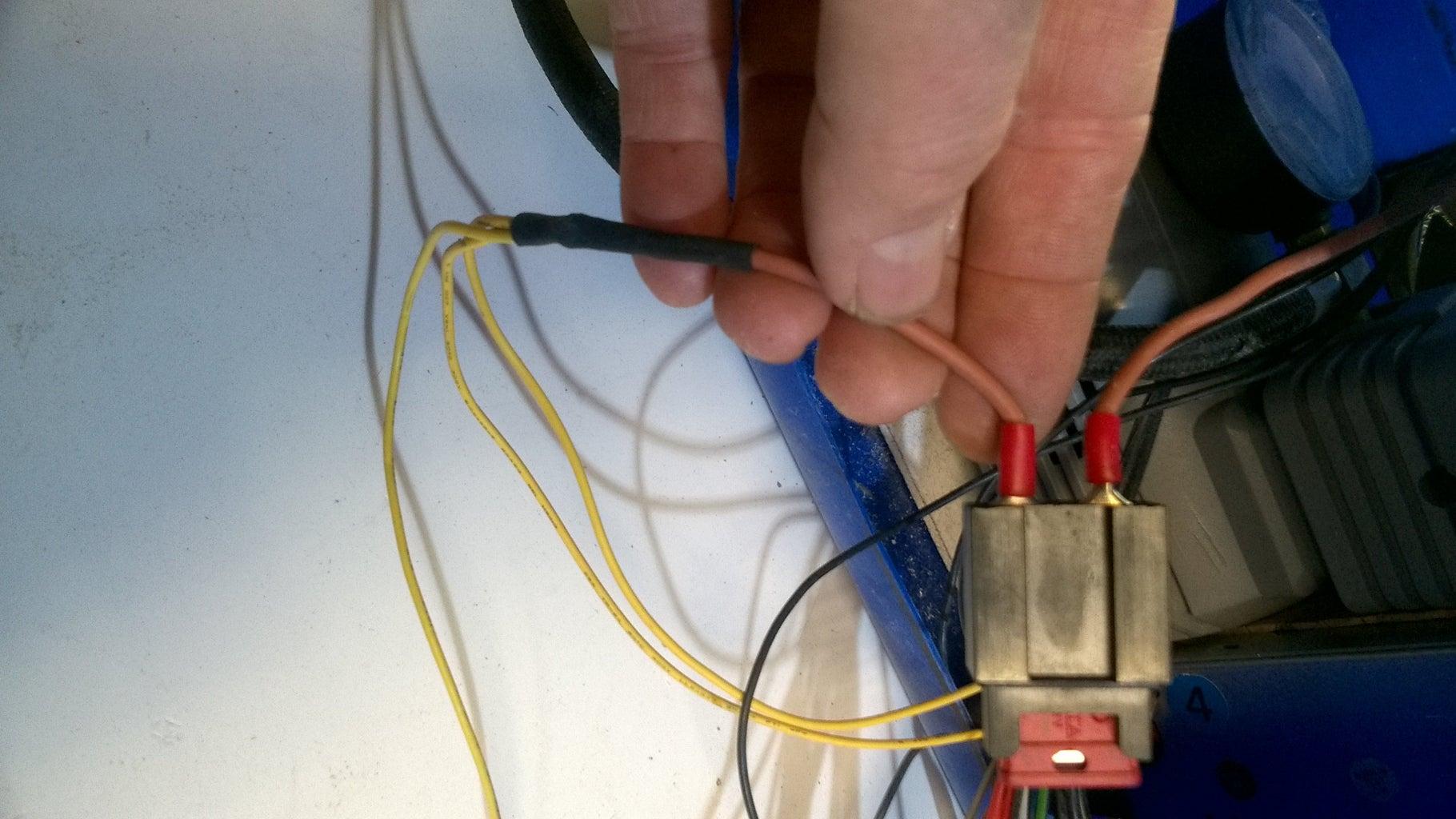 Wiring Cigarette Lighter Socket