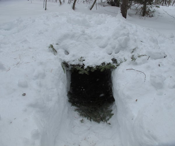 Trench Shelter