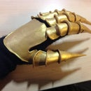 How to make Vincent Valentine's gauntlet