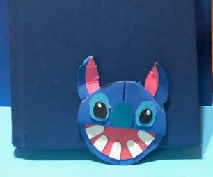 DIY Stitch Bookmark