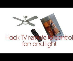 Control Your Home Using  T.V  Remote  Control Your Home Appliance Using T.V Remote.