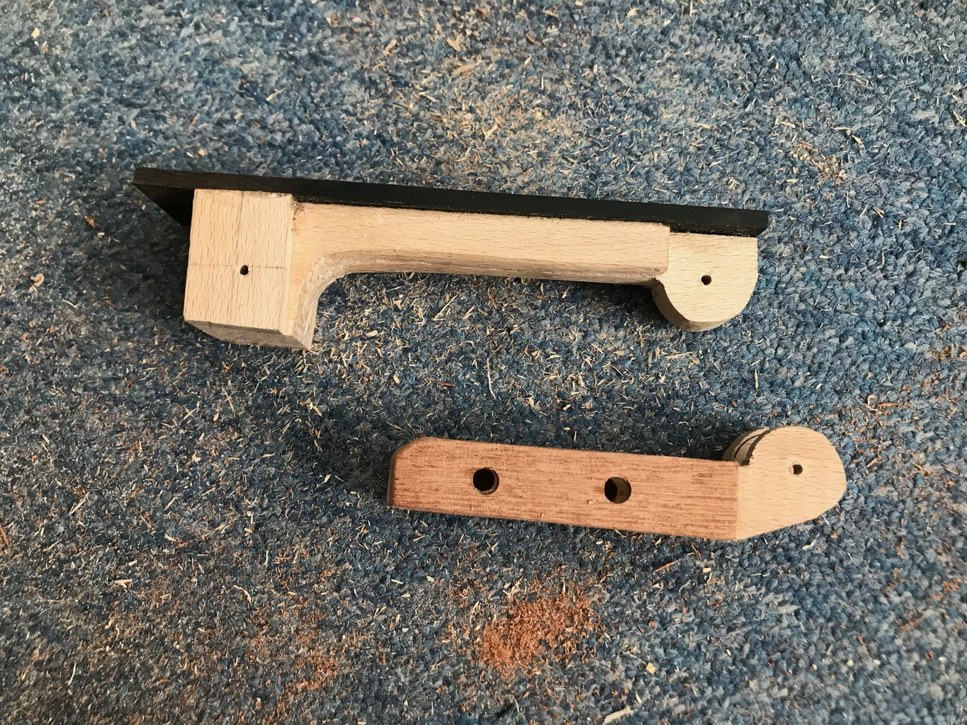 Build the Headstock and the Neck