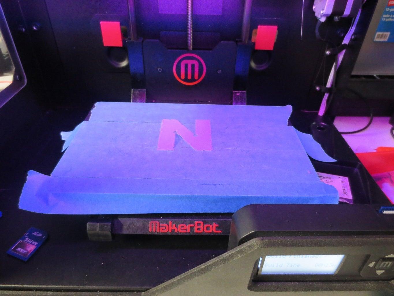 3D Print the Templaes