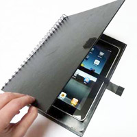 iPad Notebook Safe
