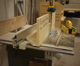 Tall Bandsaw Resaw Fence - Made at Techshop
