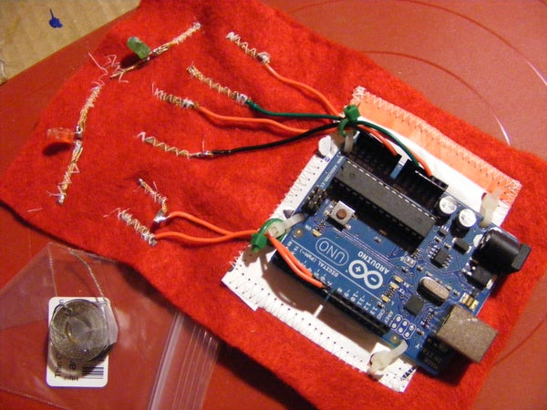 Arduino Sew Easy Wearable Shield