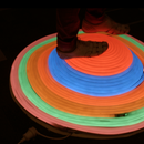 Interactive sculpture : Your wave of Happiness