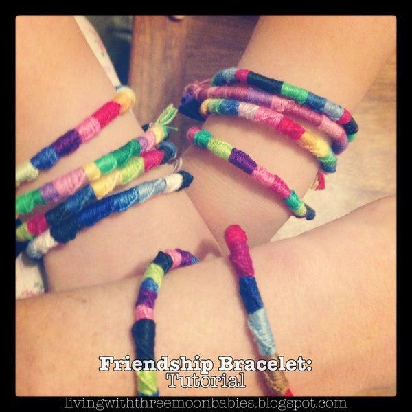 Friendship Bracelet: Tutorial