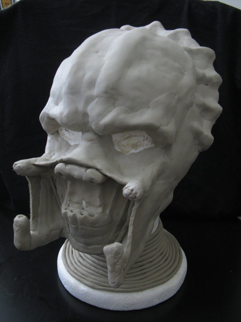 Sculpting the Mask