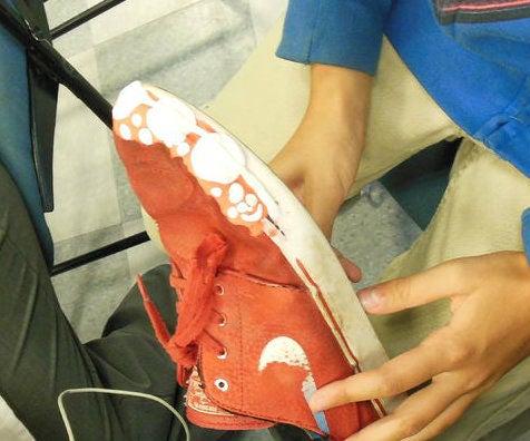 Repair Skateboard Shoe