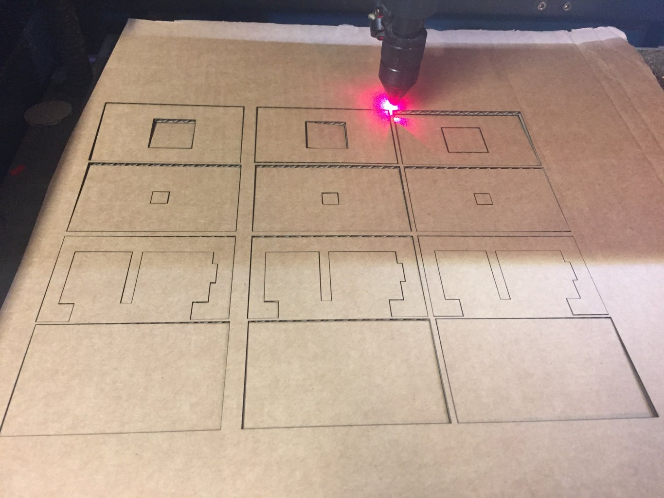 Laser Cutting and 3D Printing