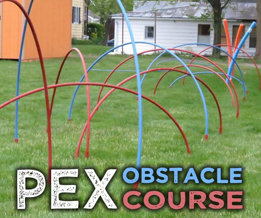 PEX Obstacle Course