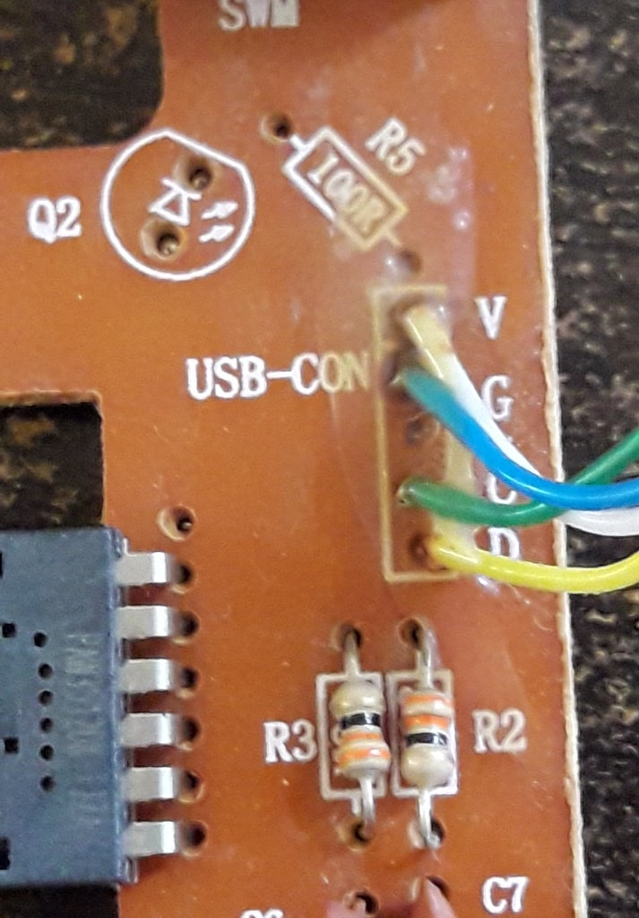 [DIAGRAM_38EU]  connect usb cable to usb keyboard - Instructables   Orange Usb Wire Diagram      Instructables