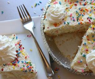 如何制作免烤生日蛋糕芝士蛋糕