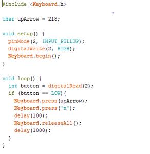 Step 5: Program at the Arduino UNO App