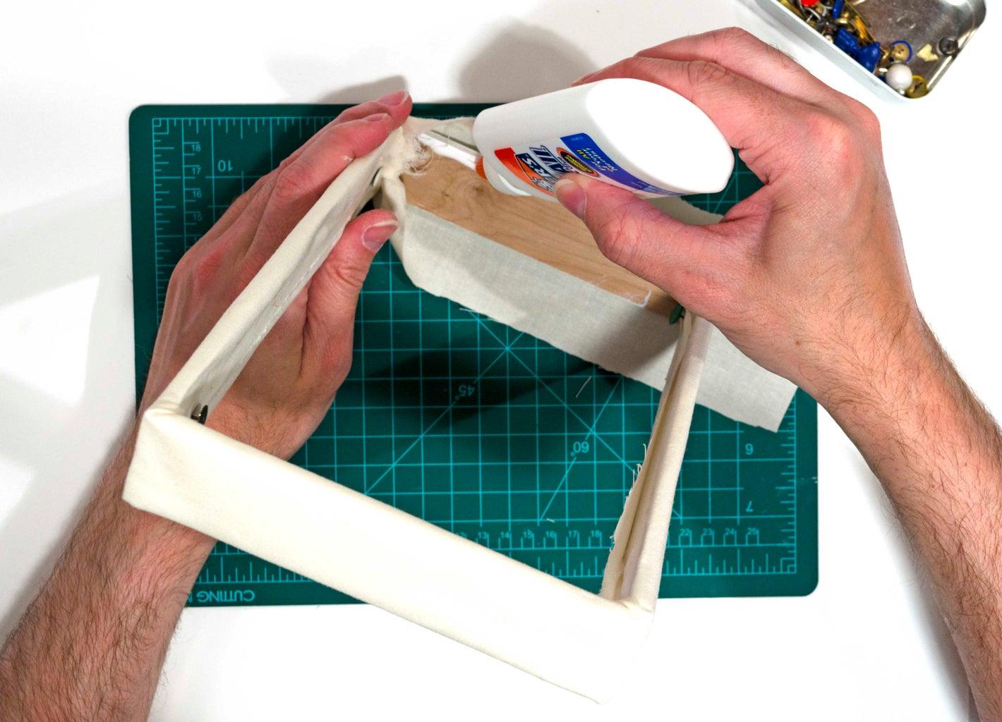 Making the Basic Frame