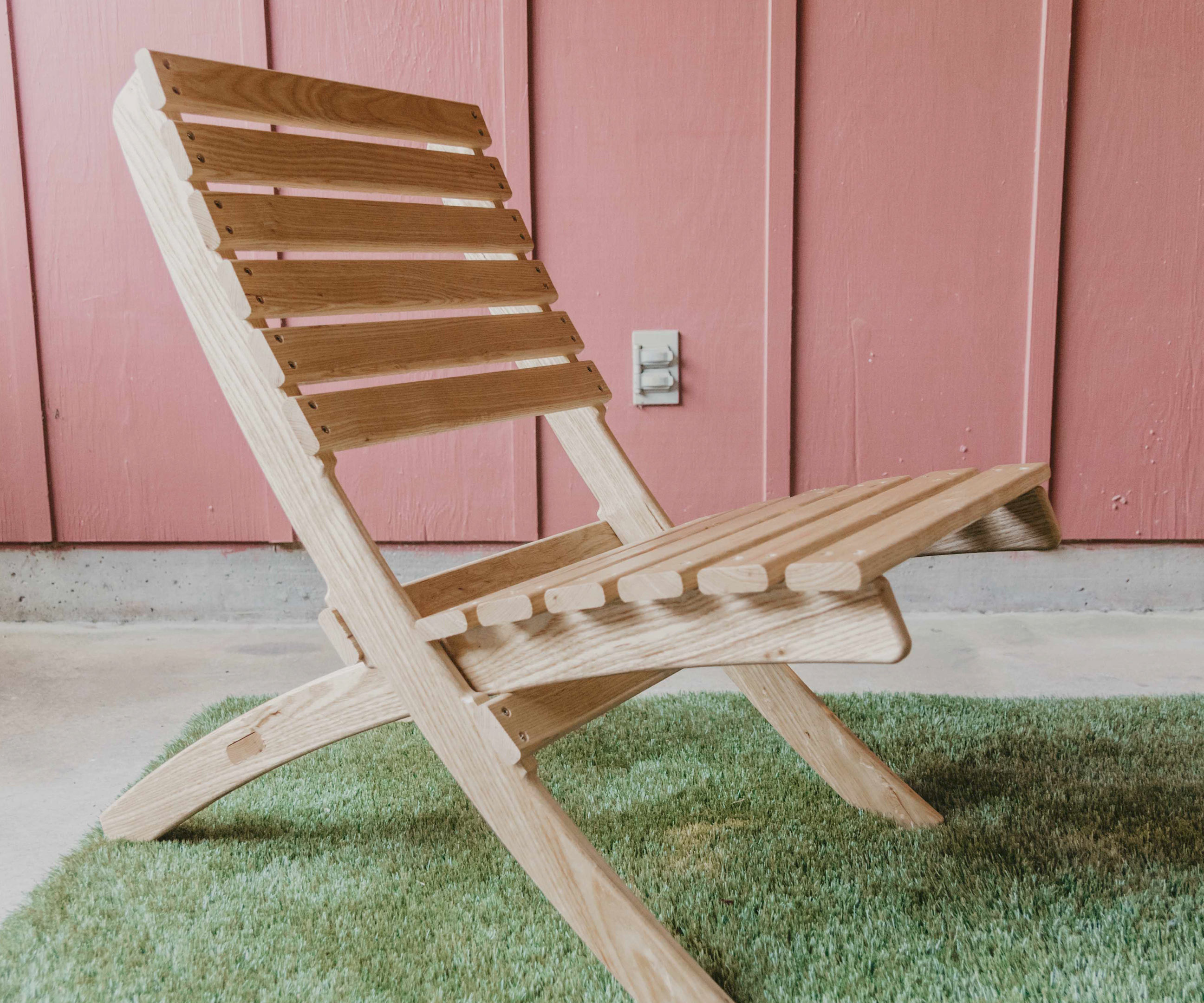 Nesting Chair With Full Size Templates