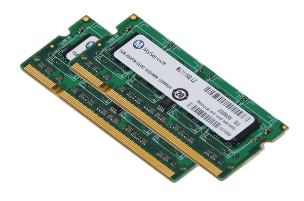 How to Install RAM in a Laptop PC (Asus G60-JX)