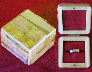 Make a Ring Box From Wood Scraps