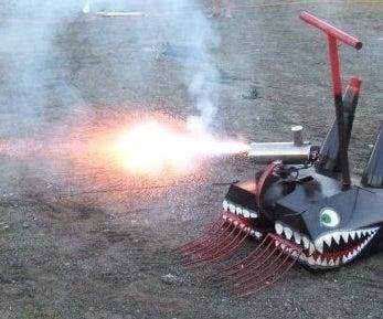 Battle Robot - Lil' Timmy, My 300lb Friend!