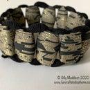 Scraps Challenge DIY Bracelet