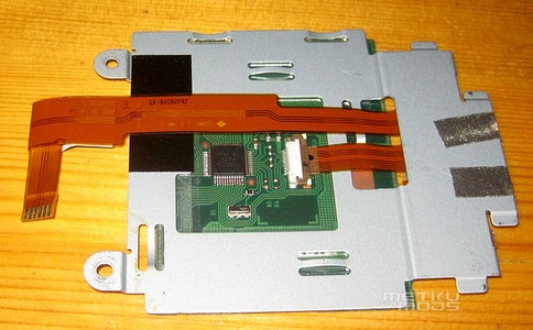 Putting the Touchpad Together