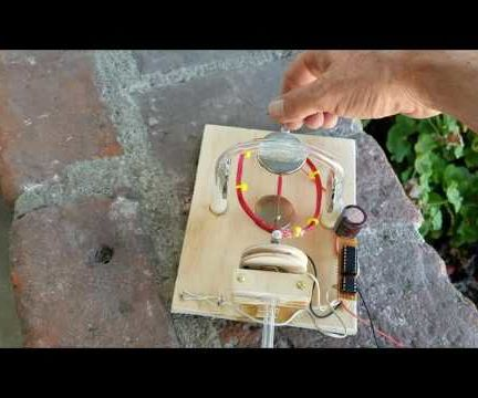 Double Acting Electric Motor