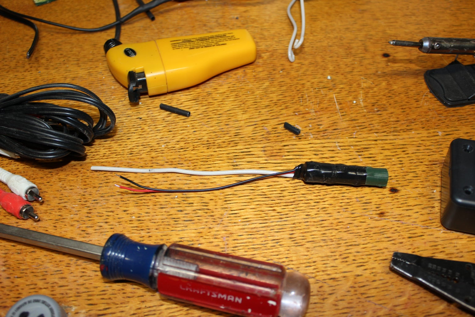 Making a Single LED Spot
