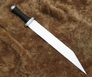 Sword-hilted Broken-back Seax