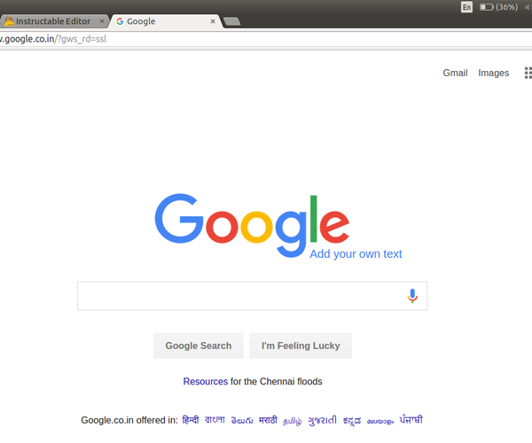How to Make Google Display Your Name