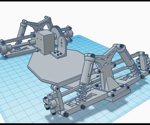 3D Printable 2wd RC Car (make It Move)