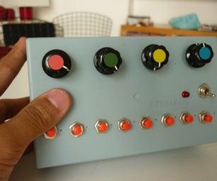 Arduino Step Sequencer