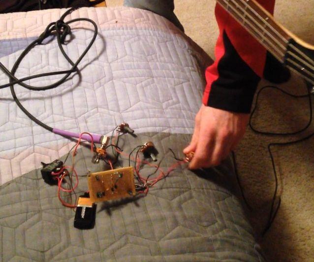 Tonebender MkII Distortion Pedal