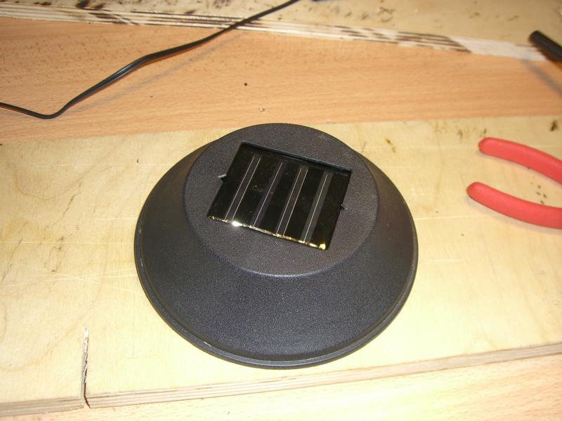 Make A Portable Solar lantern