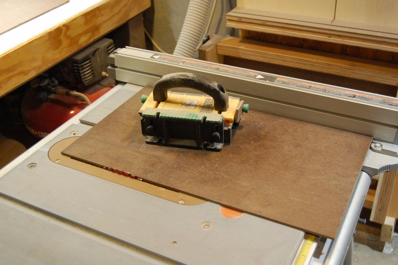Hardboard Back